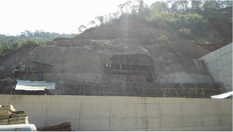 Hidroeléctrica OXEC I